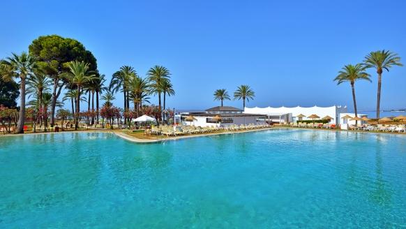Hotel Sol Marbella Estepona, Costa del Sol, Außenpool
