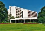 Seminris Hotel Lüneburg, Außenansicht