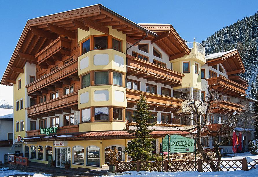Hotel Pinzger, Aussenansicht
