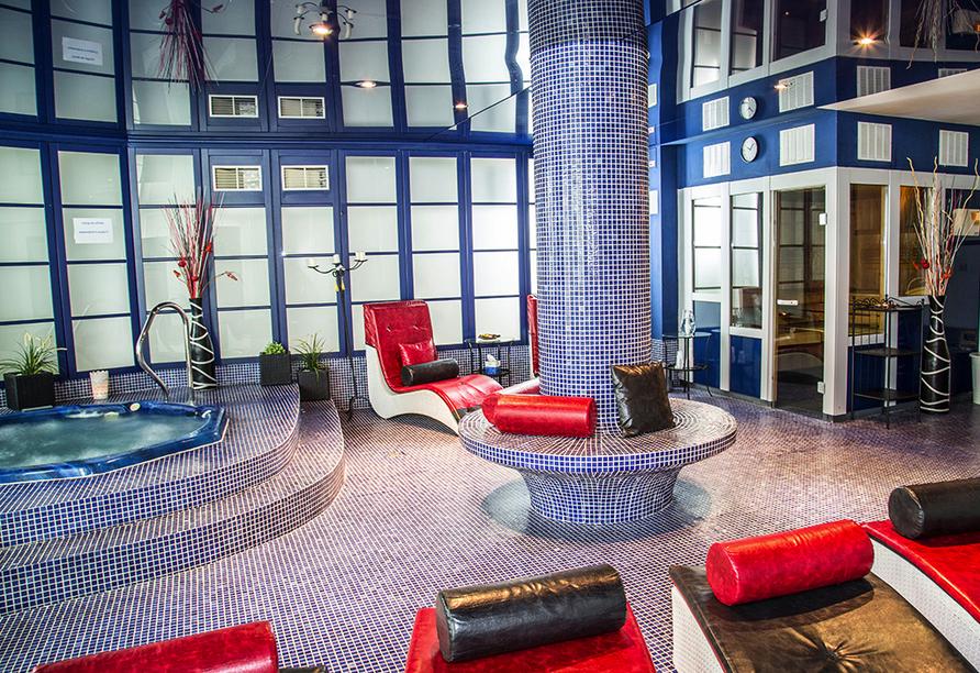 Hotel Morris in Ceska Lipa, Wellnessbereich