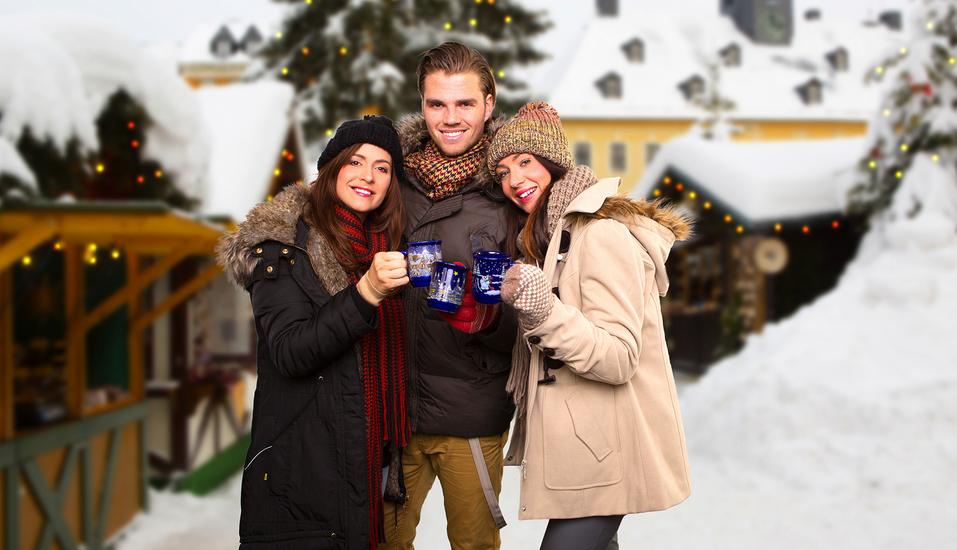 Hotel Löwen, Zell im Wiesental, Schwarzwald, Weihnachten