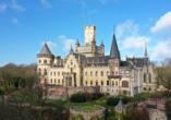 Hotel Messehof in Algermissen, Schloss Marienburg