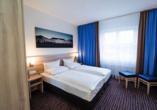 Hotel AMBER ECONTEL Berlin-Charlottenburg, Beispiel Doppelzimmer Comfort
