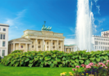 Hotel AMBER ECONTEL Berlin-Charlottenburg, Brandenburger Tor