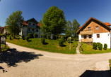 Panoramahotel Schwarzeck in Lohberg, Appartementhäuser