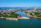 MS Rhein Prinzessin, Koblenz