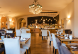 Parkhotel Luise in Bad Herrenalb, Restaurant