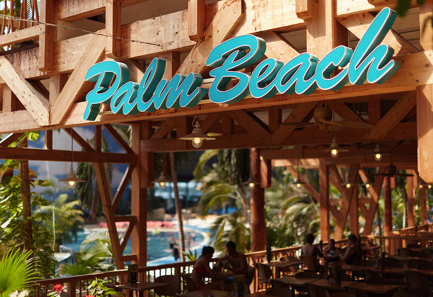 Tropical Islands Resort, Restaurant Palm Beach