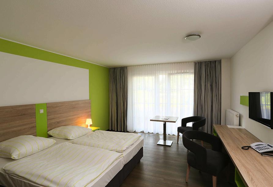 Hotel Gut Gremmelin, Zimmerbeispiel