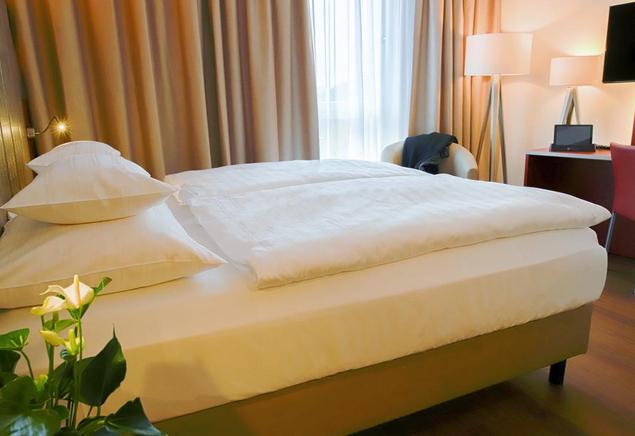 AMEDIA Hotel Linz, Zimmerbeispiel