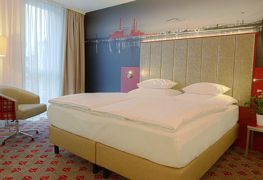 AMEDIA Hotel Linz, Doppelzimmer