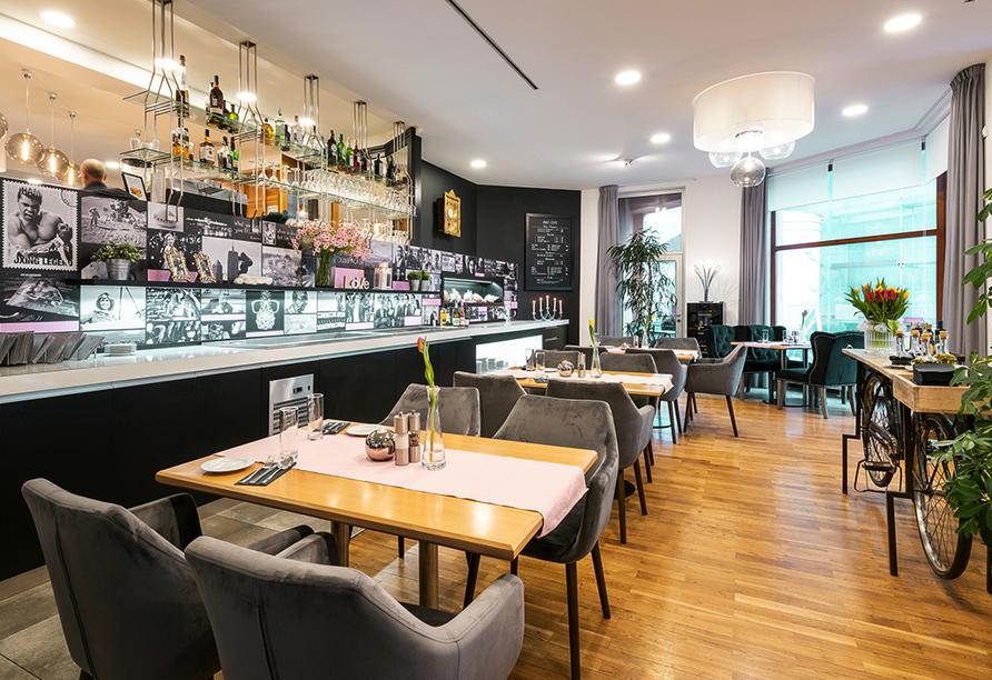 Hotel Troja in Prag, Tschechien, Restaurant