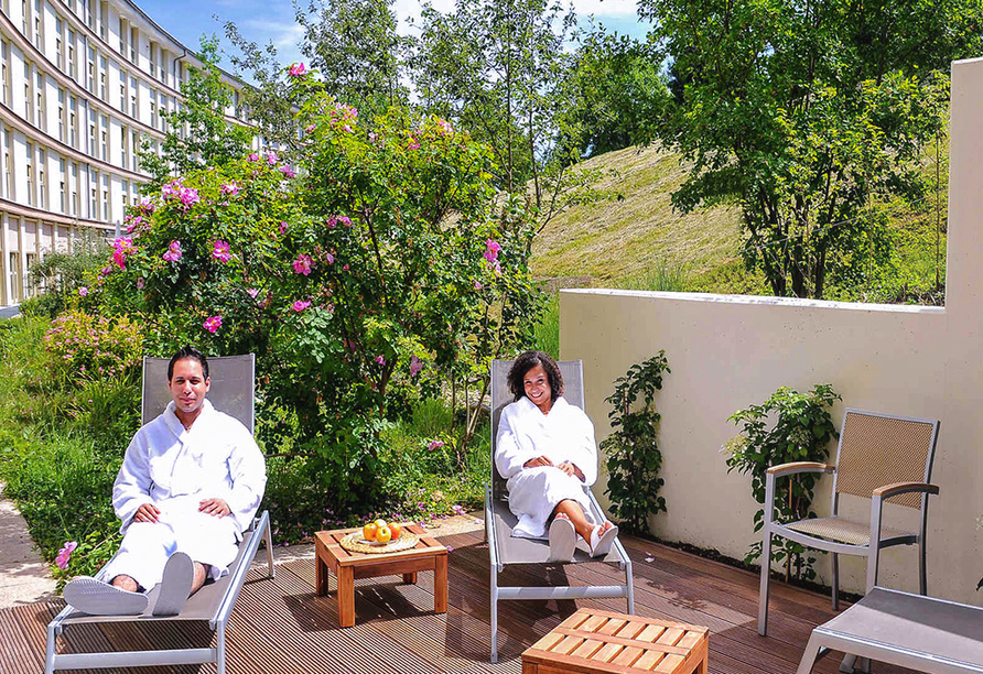 Dorint Hotel Durbach/Schwarzwald, Wellness- und Außenbereich