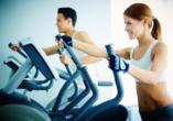 Hotel Biathlon Sport & Resort, Fitnessraum