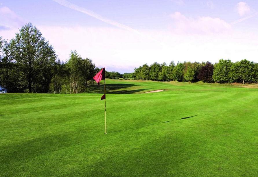 Hotel Heidegrund in Garrel, Golfclub