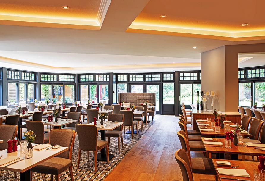 Hotel Heidegrund in Garrel, Restaurant