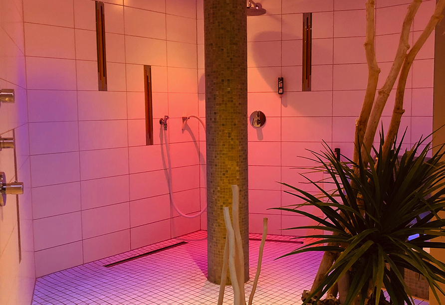 Hotel Heidegrund in Garrel, Wellness