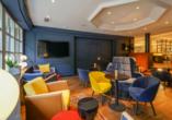 Hotel Heidegrund in Garrel, Lounge
