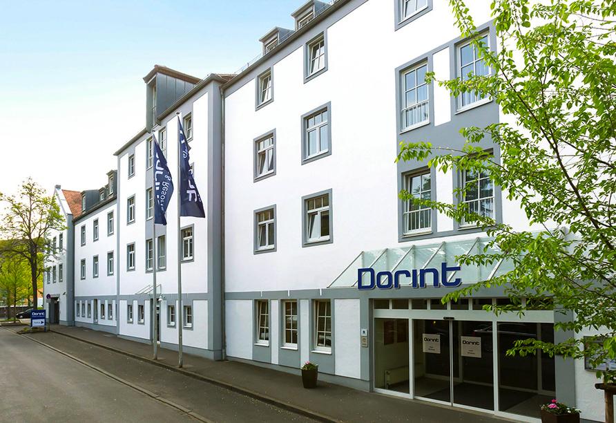 Dorint Hotel Würzburg, Außenansicht