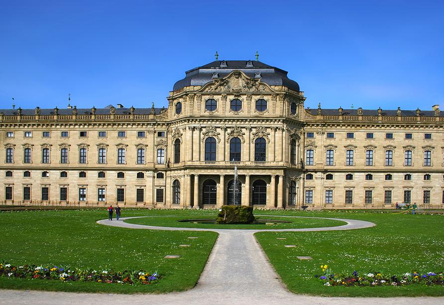 Dorint Hotel Würzburg, Residenz
