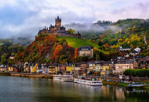 MS Lady Diletta, Cochem