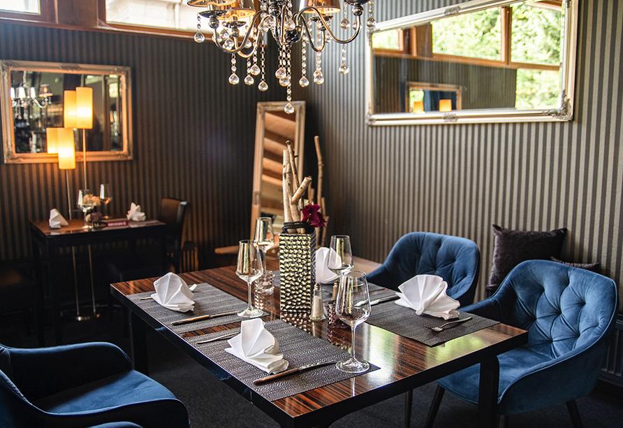 Parkhotel Morris Nový Bor in Tschechien, Restaurant