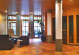 Im renovierten Saunabereich des Heide Hotels Reinstorf können Sie in aller Ruhe die Seele baumeln lassen.