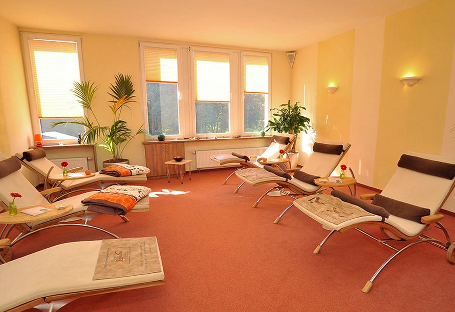 The Lakeside Burghotel zu Strausberg, Ruheraum