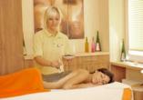 The Lakeside Burghotel zu Strausberg, Wellnessbehandlung