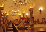 The Lakeside Burghotel zu Strausberg, Rittersaal