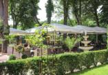 The Lakeside Burghotel zu Strausberg, Gartenterrasse