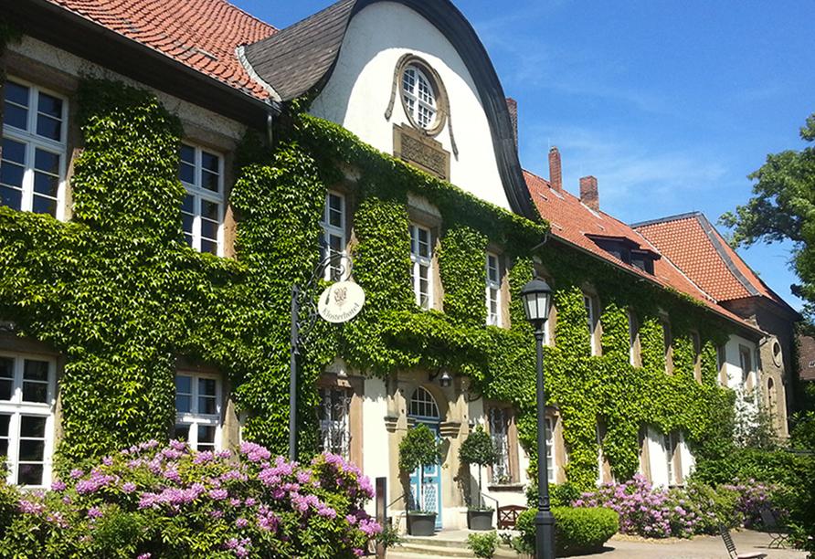 Klosterhotel Wöltingerode in Vienenburg, Außenansicht