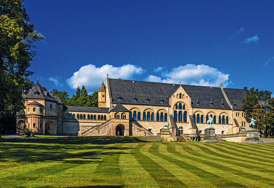 Klosterhotel Wöltingerode in Vienenburg, Kaiserpfalz Goslar