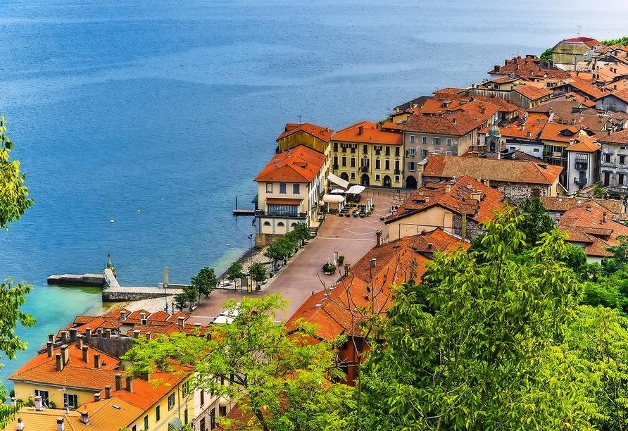 Hotel Oleggio Malpensa, Piemont, Italien, Lago Maggiore