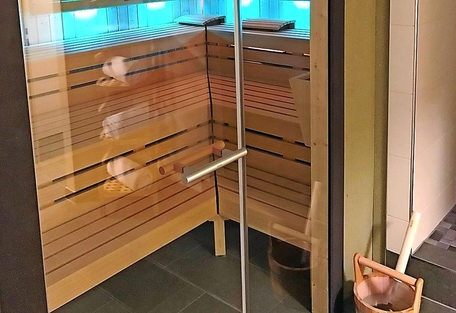 Kurhotel PANLAND in Bad Füssing im Bäderdreieck, Sauna