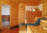 Sporthotel zum Hohen Eimberg in Willingen, Sauna
