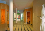 Wellnessbereich im Hotel Residence Starnberger See in Feldafing