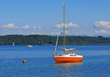 Der Starnberger See bietet Ihnen vielfältige Freizeitmöglichkeiten am Ufer, sowie in und auf dem Wasser.