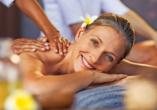 Erholen Sie sich bei einer erholsamen Wellnessanwendung im Hotel Residence Starnberger See in Feldafing.