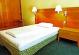 Beispiel eines Einzelzimmers im Hotel Residence Starnberger See in Feldafing
