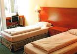 Beispiel eines Doppelzimmers im Hotel Residence Starnberger See in Feldafing