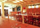 Weinstube im Hotel Residence Starnberger See in Feldafing
