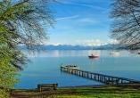 Wanderreise Starnberger See und Garmisch, Starnberger See