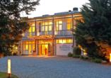Willkommen im Hotel Residence Starnberger See in Feldafing!