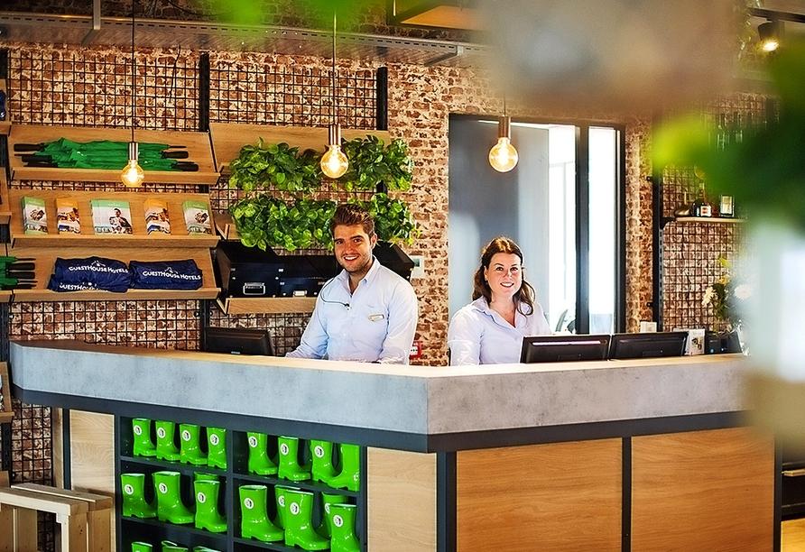 Das GuestHose Hotel Kaatsheuvel heißt Sie herzlich willkommen!