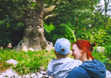 Der Freizeitpark Efteling bringt Spaß für die ganze Familie.