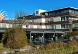 Hotel Amadore Kamperduinen in Kamperland, Niederlande, Außenansicht
