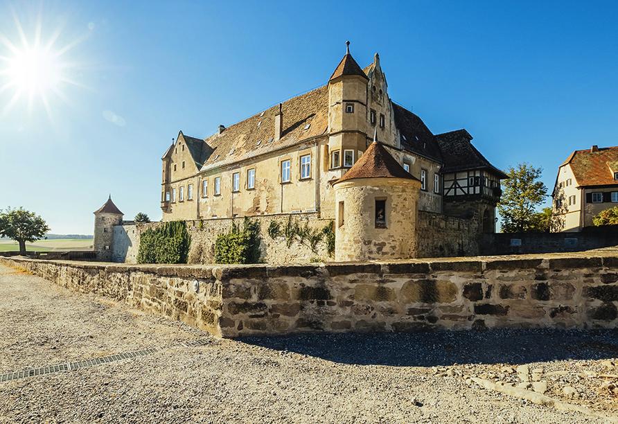 Besuchen Sie auch die als Käthchenstadt bekannte deutsche Großstadt Heilbronn mit der Burg Stettenfels.