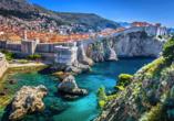 """Dubrovnik wird nicht umsonst als """"Perle der Adria"""" bezeichnet."""