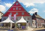Das Seebauer Hotel die Ente von Wassertrüdingen heißt Sie herzlich willkommen!